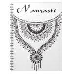 Colección de Namaste Libreta