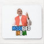 Colección de Narendra Modi Tapetes De Raton