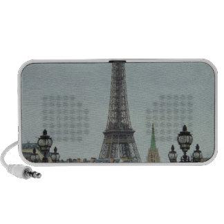 Colección de París Altavoz De Viajar