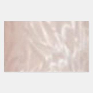 Colección de plata del colorete de la raya n de pegatina rectangular