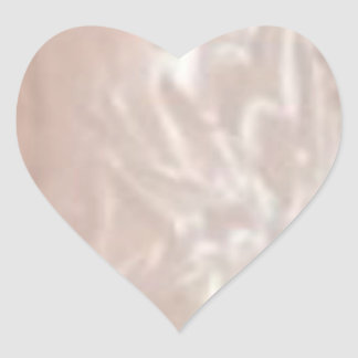 Colección de plata del colorete de la raya n de calcomania de corazon personalizadas