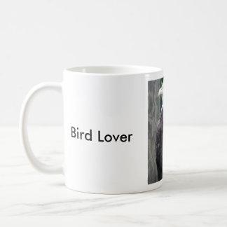 Colección del amante del pájaro de Eagle Taza Clásica
