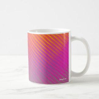 Colección del arco iris de la sol taza