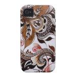 colección del batik no.4 vibe iPhone 4 funda