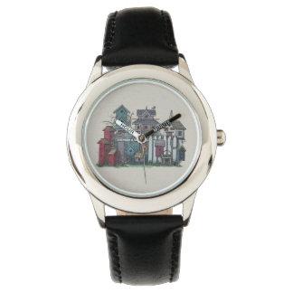Colección del Birdhouse Relojes De Mano