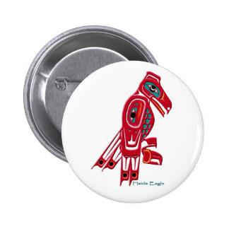 Colección del botón del arte del nativo americano  pin