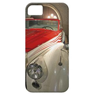 Colección del coche en la fundación de Liberace y Funda Para iPhone 5 Barely There