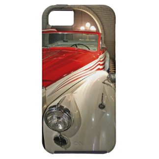 Colección del coche en la fundación de Liberace y Funda Para iPhone 5 Tough