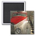 Colección del coche en la fundación de Liberace y Iman