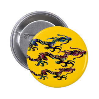 Colección del funcionamiento del dragón pins