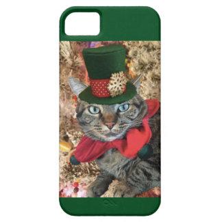 Colección del gato del tintineo funda para iPhone SE/5/5s