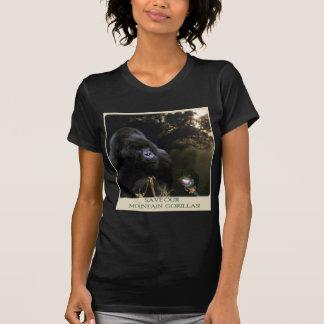Colección del gorila de montaña de Kunga