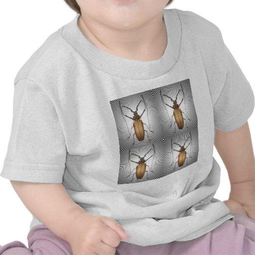 Colección del insecto - clan de la cucaracha camiseta