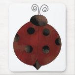Colección del jardín · Mariquita Alfombrillas De Ratones