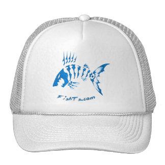 Colección del logotipo por FishTs.com Gorras