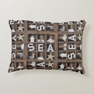 Colección del mar cojín decorativo