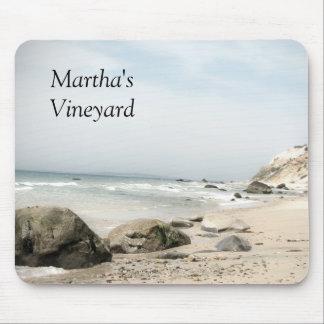 Colección del Martha s Vineyard Tapete De Ratón