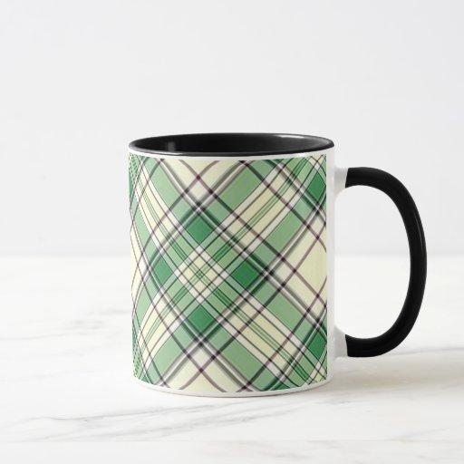 Colección del modelo de la tela escocesa de tartán
