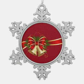Colección del navidad de Susana Elizabeth Adorno De Peltre En Forma De Copo De Nieve