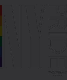 Colección del orgullo del diseño de POPGAY - NY Camisetas