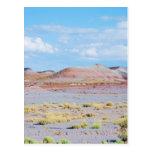 """""""Colección del parque nacional de los Badlands"""" Postal"""