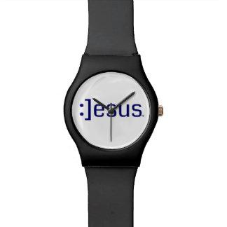 Colección del pedazo del tiempo del friki de Jesús Relojes De Mano