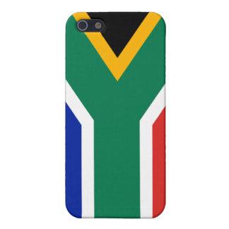 Colección del personalizado de Africankoko iPhone 5 Cárcasa