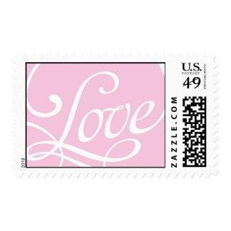 Colección del servicio postal del sello del amor