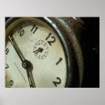 Colección del tiempo: Uno Posters