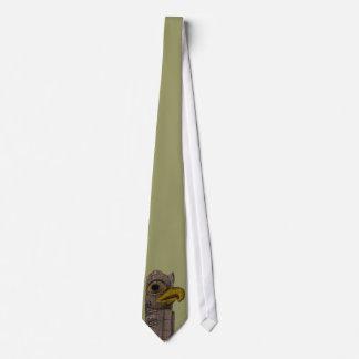 Colección del TÓTEM de EAGLE Corbata Personalizada