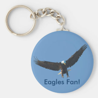 Colección del VUELO de EAGLE Llaveros Personalizados