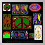 Colección ecléctica 2009 de la muestra de JudyMari Impresiones