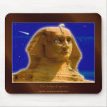 Colección egipcia de los Ancients Tapete De Ratón