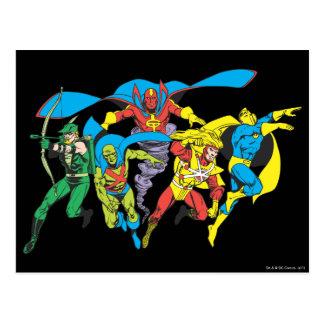 Colección estupenda 10 de Powers™ Postal