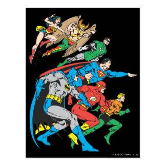 Colección estupenda 12 de Powers™ Postal