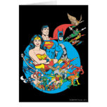 Colección estupenda 1 de Powers™ Tarjeta De Felicitación