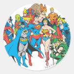 Colección estupenda 2 de Powers™ Etiquetas Redondas