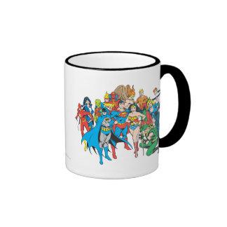 Colección estupenda 2 de Powers™ Taza De Dos Colores