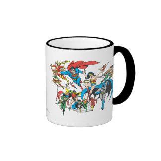 Colección estupenda 3 de Powers™ Taza De Café