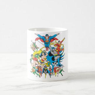 Colección estupenda 4 de Powers™ Taza Clásica