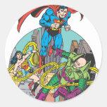 Colección estupenda 6 de Powers™ Etiquetas Redondas