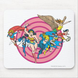 Colección estupenda 8 de Powers™ Tapete De Ratones