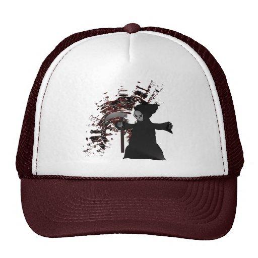 Colección fantasmagórica del parca gorra