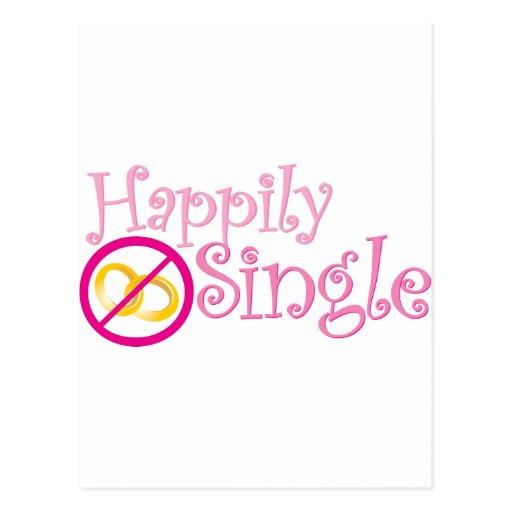 Colección feliz sola por los diseños de MDillon Postales