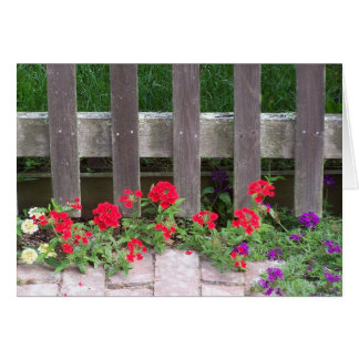 Colección floral de Nantucket Tarjeta Pequeña