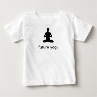 Colección futura de la yogui t shirt