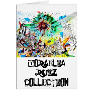 Colección Handcard, tarjeta de felicitación del ar