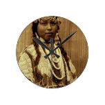 Colección india americana reloj