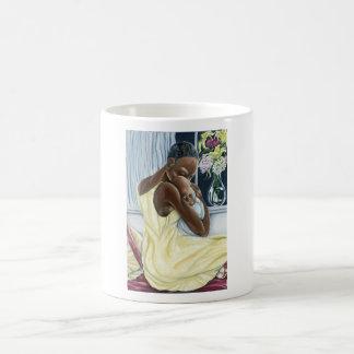 Colección instintiva del niño de la madre taza