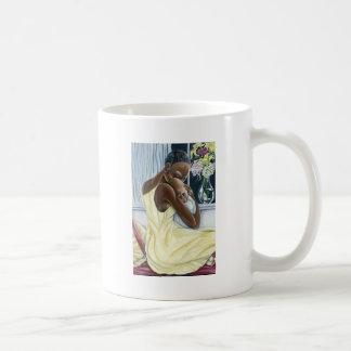 Colección instintiva del niño de la madre taza clásica